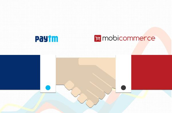 paytm meets mobicommerce