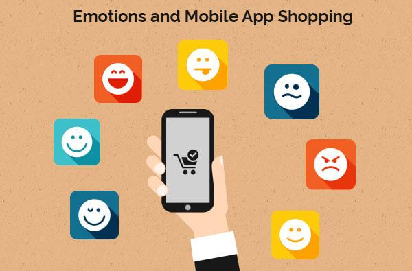 shoppers emotions with mobile shop - mobicommerce