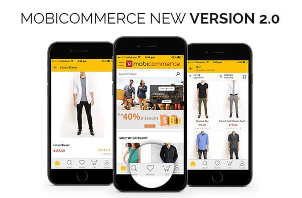 mobicommerce - new version 2.0