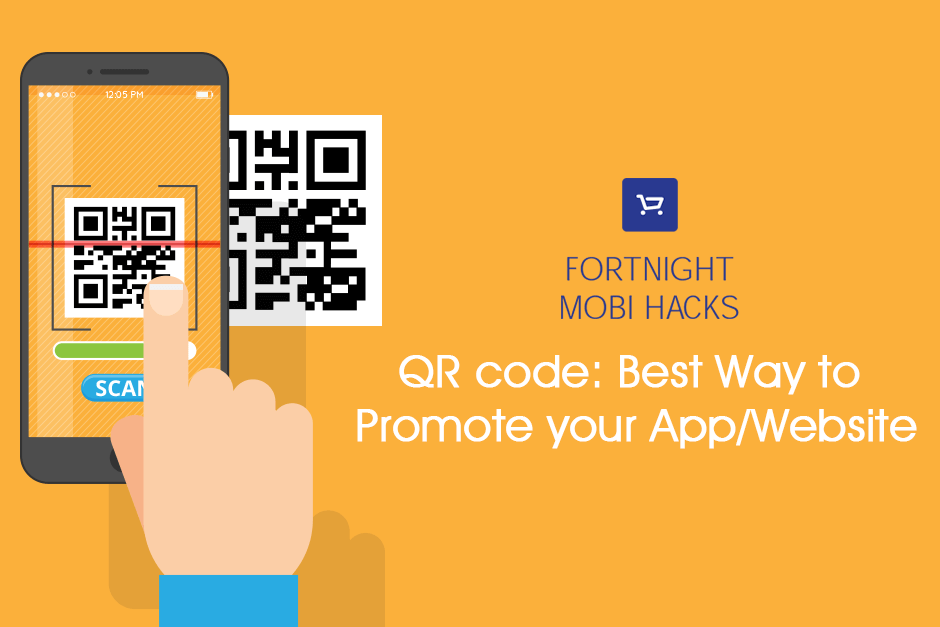 How to promote eCommerce mobile app and website using QR Code ...