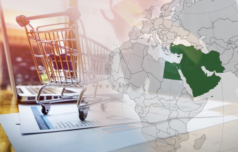 Ecommerce Middle east