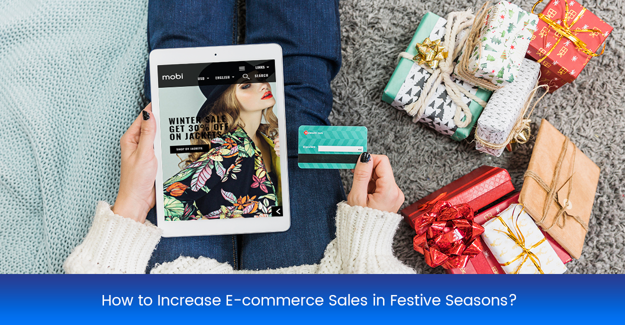 E commerce Sales in Festive Seasons