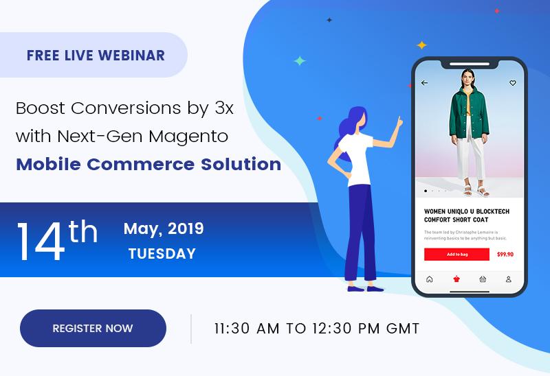 mCommerce Solution Webinar