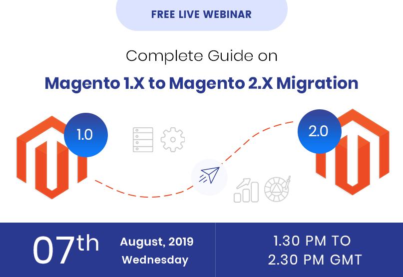 Live Webinar Magento
