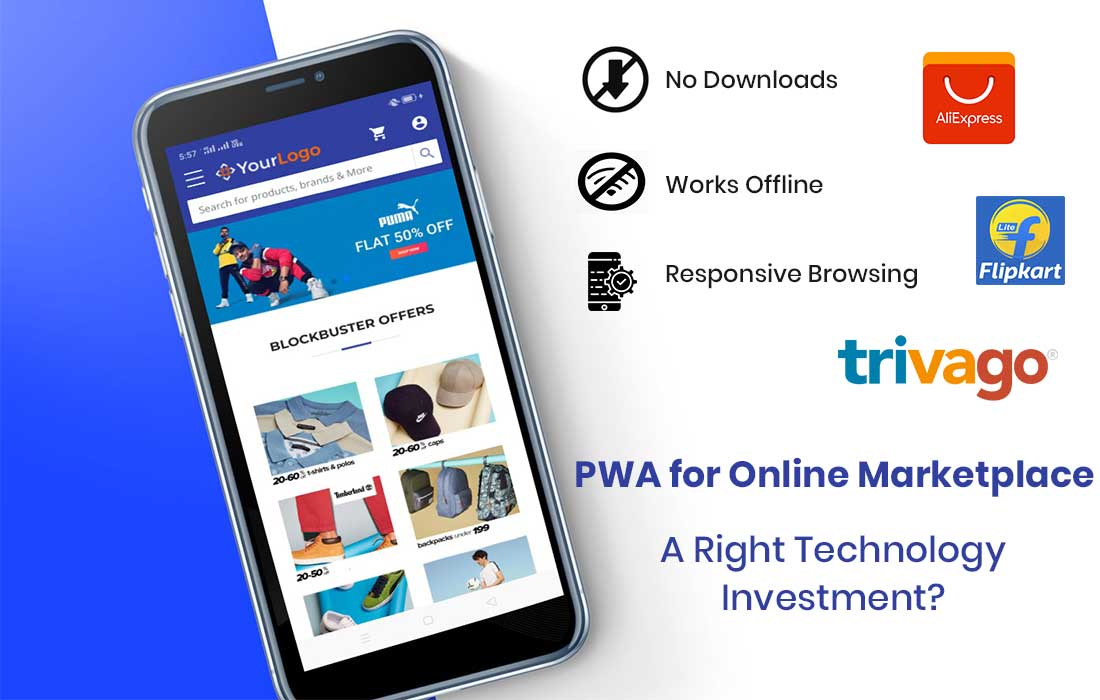 PWA for eCommerce
