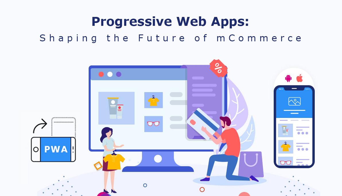 Progressive Web App E commerce
