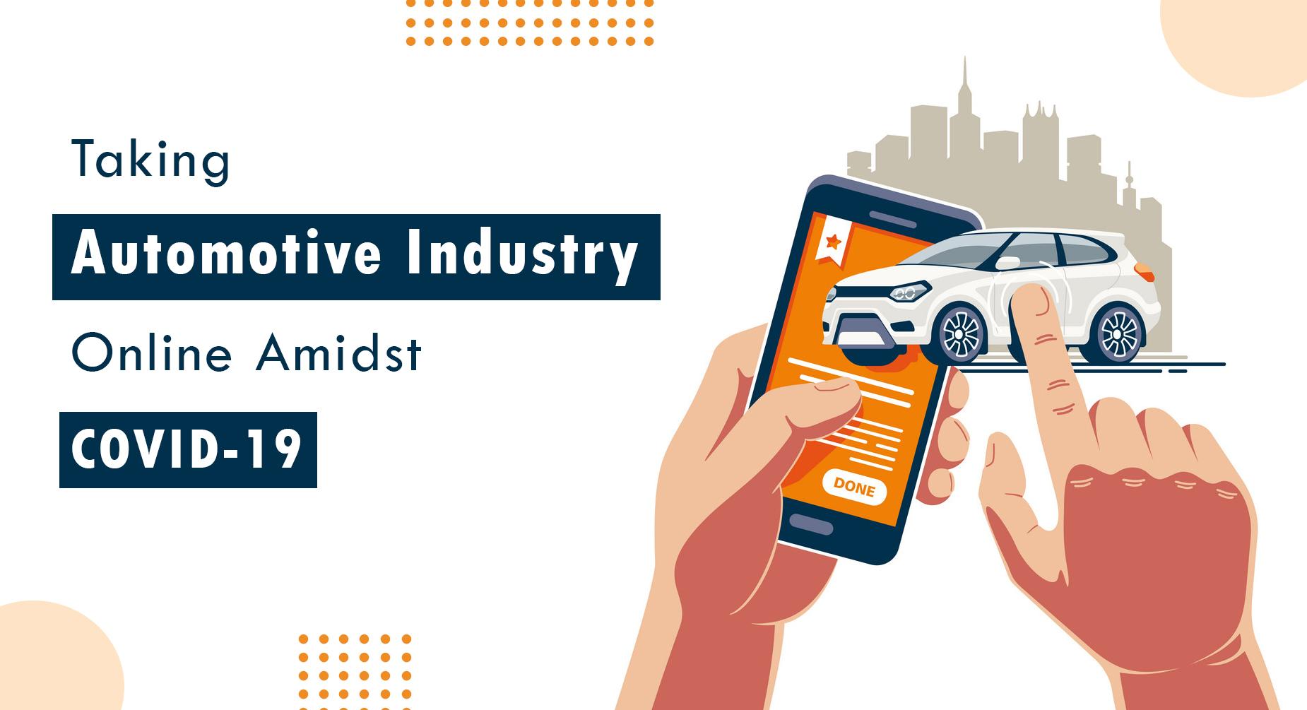 Automotive web development